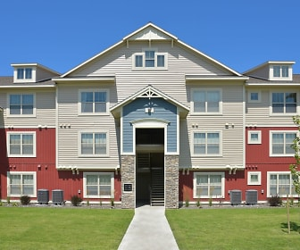 Building, Badger Canyon Apartments