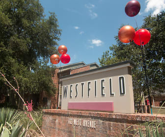 Westfield, Texas State University   San Marcos, TX