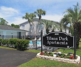 Building, Tillman Park Apartments