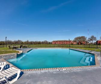 Pool, Circle @ 1800