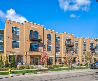 Fulton Square, Eastown, Grand Rapids, MI