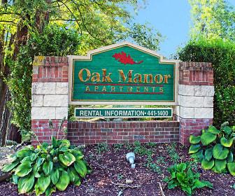 Community Signage, Oak Manor