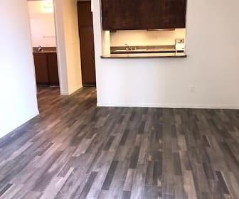 Living Room, Torrey Lane Apartments