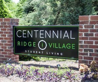 Community Signage, Centennial Ridge and Village