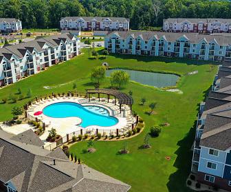 Pool, Limestone Creek Apartment Homes