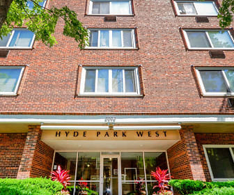 Hyde Park West Apartments, South Side, Chicago, IL