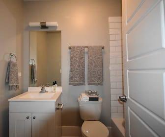 Bathroom, 3141 N. Sheffield