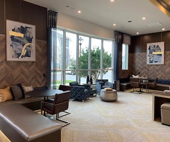 Living Room, The Haven at Rivergate
