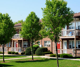 Hilltop Manor Apartments, Edison, NJ