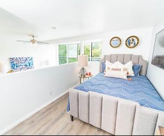 Bedroom, Lofts On Hulen
