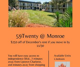 59twenty @ Monroe, Charlotte, NC