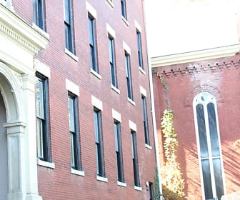 The Abbey @806, Phoenix Hill, Louisville, KY