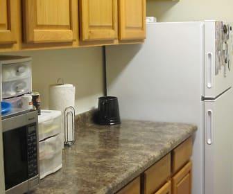Kitchen, Montego Apartments