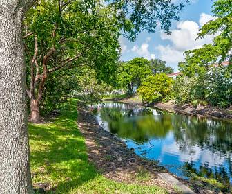 Lake, Golf Villas Square