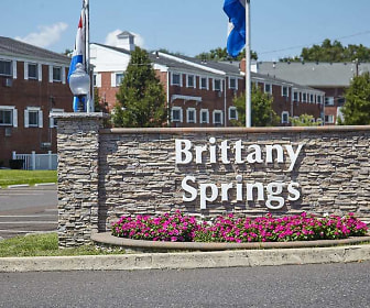 Community Signage, Brittany Springs