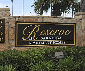 The Reserve at Saratoga, South Side, Corpus Christi, TX