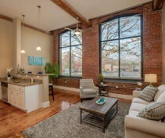 Living Room, Colony Mill