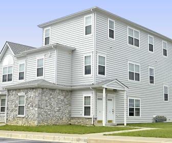 Building, Sunnyside Apartments