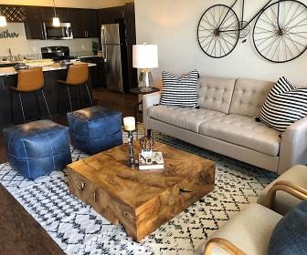 Living Room, Springs at Summer Park