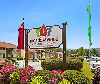 Community Signage, Meadow Wood Apartments