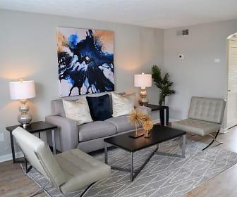 Living Room, The Life at Harrington Park