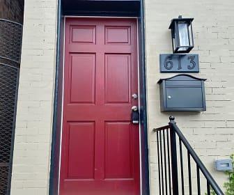 613 N. Paca Street, Reservoir Hill, Baltimore, MD