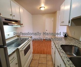 Kitchen, 3605 Gum Drive Apt C, Apt C