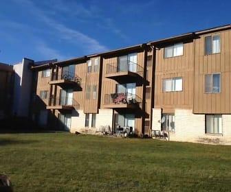 Building, Pine Aire Apartments