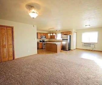Living Room, Meadows at Woodside