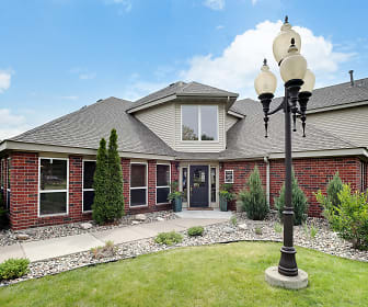 Tealwood Apartments, Olson Middle School, Bloomington, MN