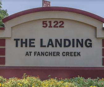 Landing At Fancher Creek, Fresno Pacific University, CA