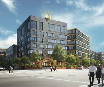 Building, Stamford Urby I