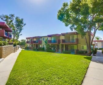 Mesa Vista, University of San Diego, CA