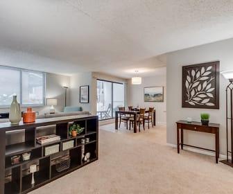 York Plaza Apartments, Promenade, Edina, MN