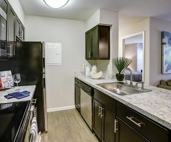 Kitchen, Spyglass at Cedar Cove Apartments