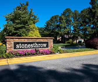 Community Signage, Stonesthrow