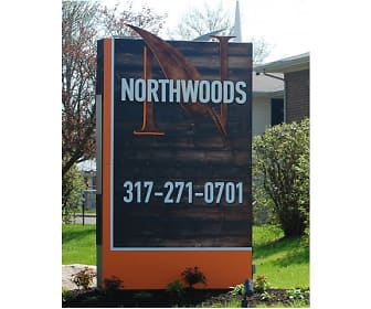 Building, Northwoods Apartments