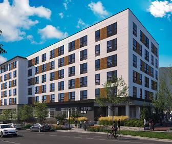 Building, HERE Minneapolis