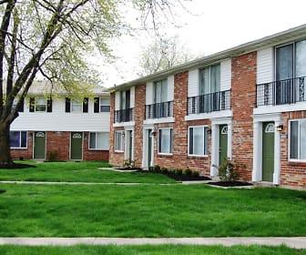 Galloway Village Apartments, Lincoln Village, Columbus, OH