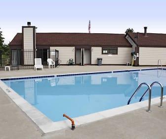 Pool, South Glen