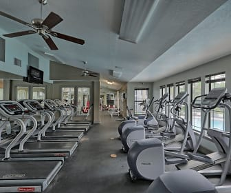 Fitness Weight Room, The Monroe