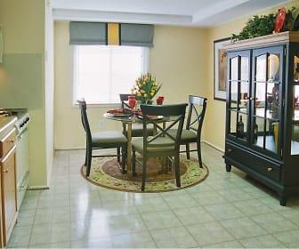 Dining Room, Windsor House