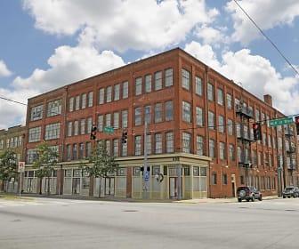 Broadway Lofts, Alexander Ii Magnet School, Macon, GA