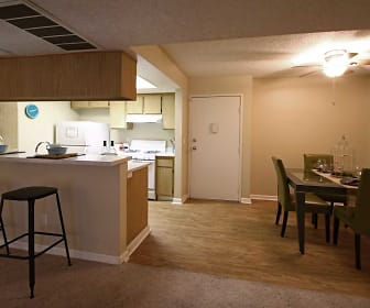Dining Room, Dakota Creek Apartments