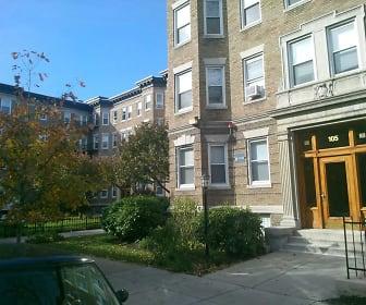 Building, 107 Queensberry Street Apartments