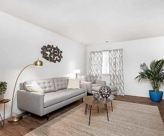 Living Room, Stadium Apartments