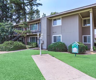 Building, Monterey Pines Apartments