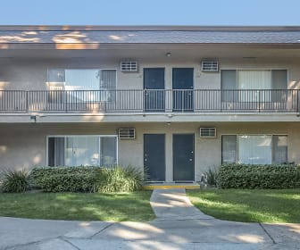 Hampshire Square Apartment Homes, CIT College of InfoMedical Technology  Fullerton, CA