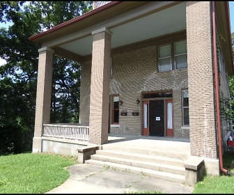 2430 S Louisiana Street, Dunbar Middle School, Little Rock, AR