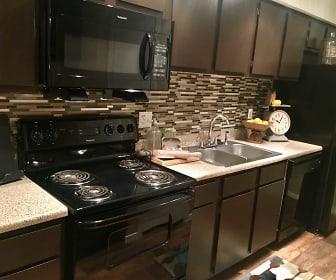 Kitchen, Montoro Apartments